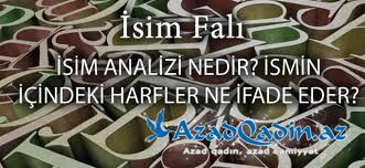 Adnz analiz edin