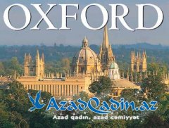 Nüfuzlu Oxford Universiteti